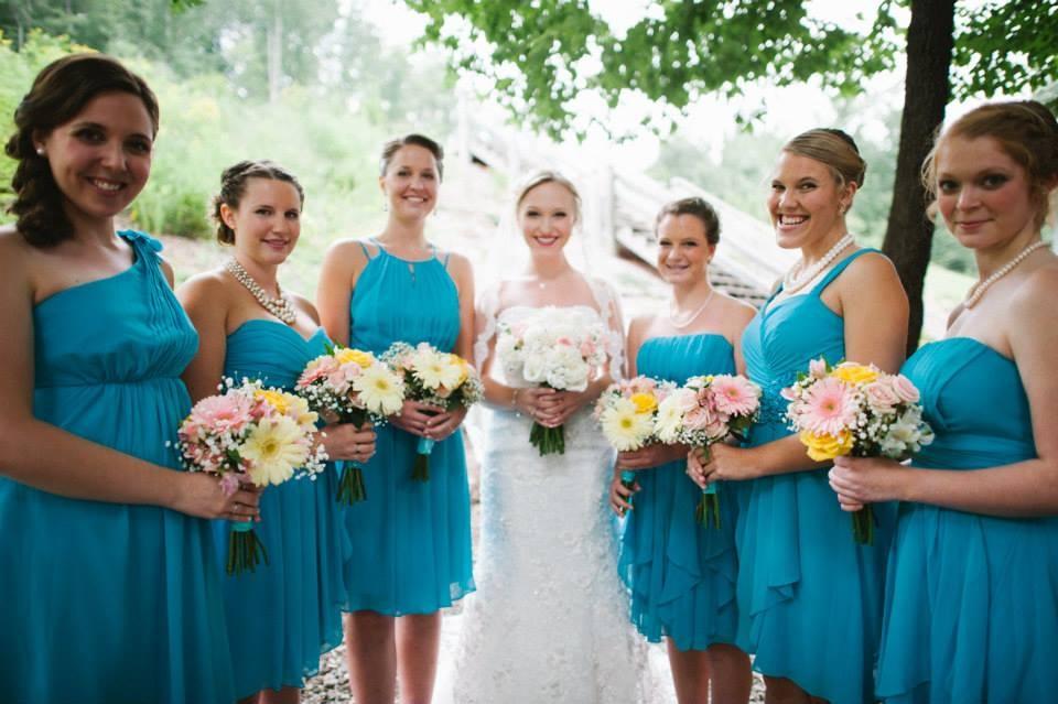 Lauren and Bridesmaids.JPG