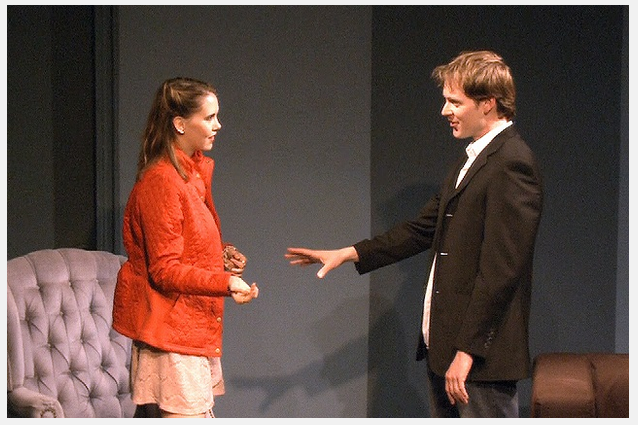 Kate Parkin with Jeff Kongs in Fighting Mr. Right by Barbara Lindsay