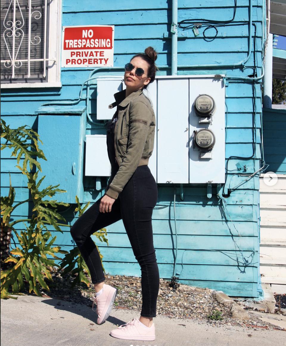 Kate in Los Feliz, California