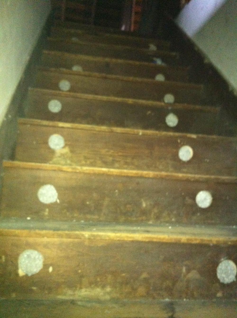 Densepack Stairs