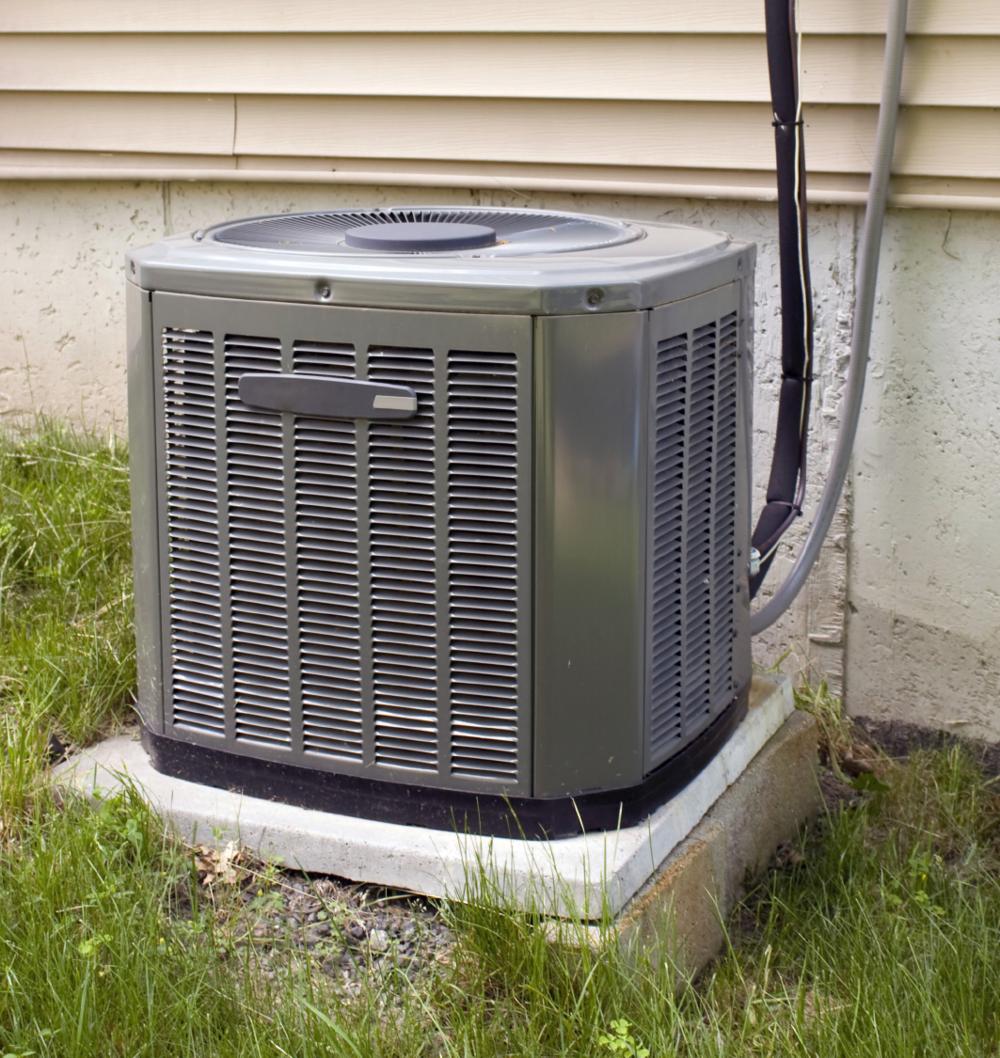 Energia central air conditioner