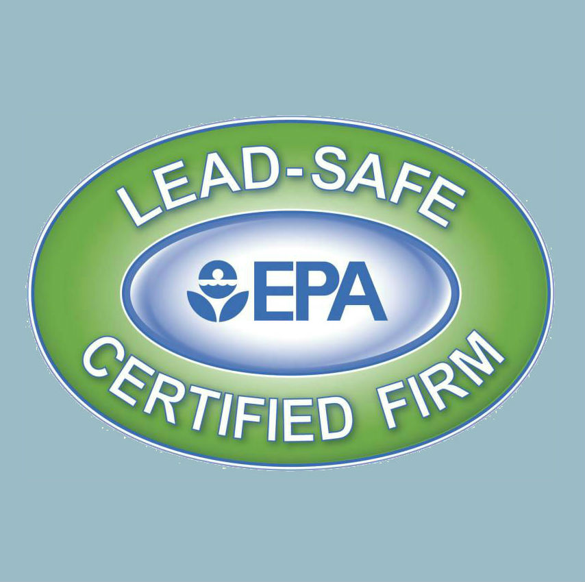 lead safe certified EPA logo Energia LLC