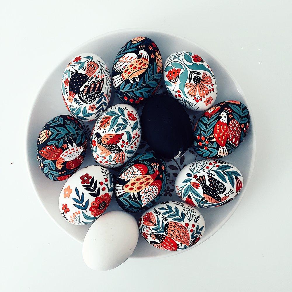 mirdinar eggs 2017