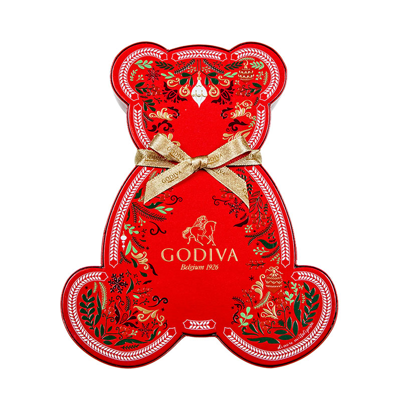 Dinara Mirtalipova for Godiva