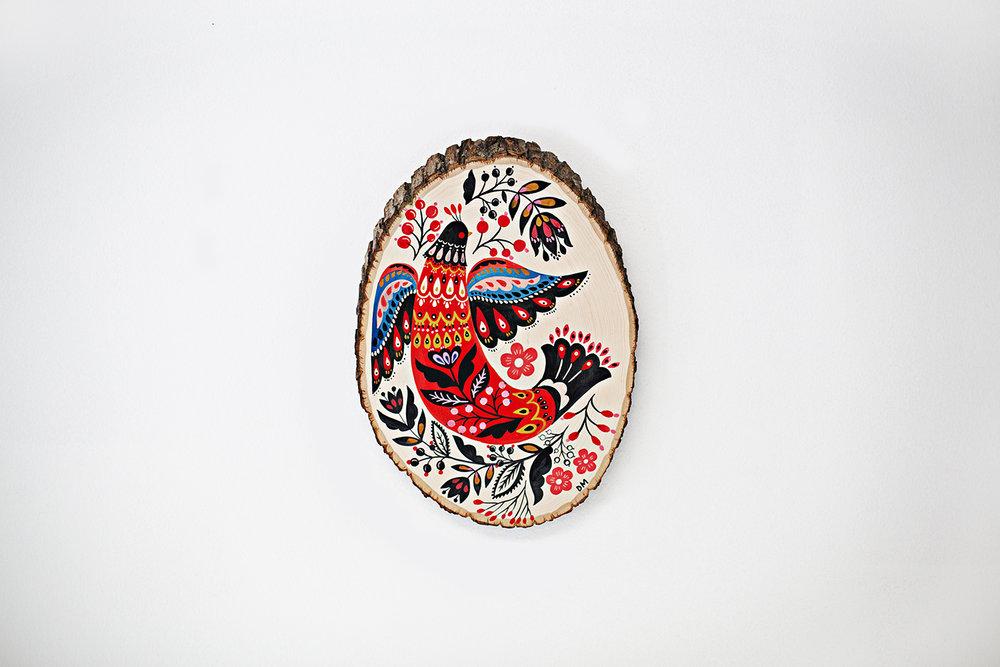 Dinara Mirtalipova Bird on Wood No1 B 72.jpg