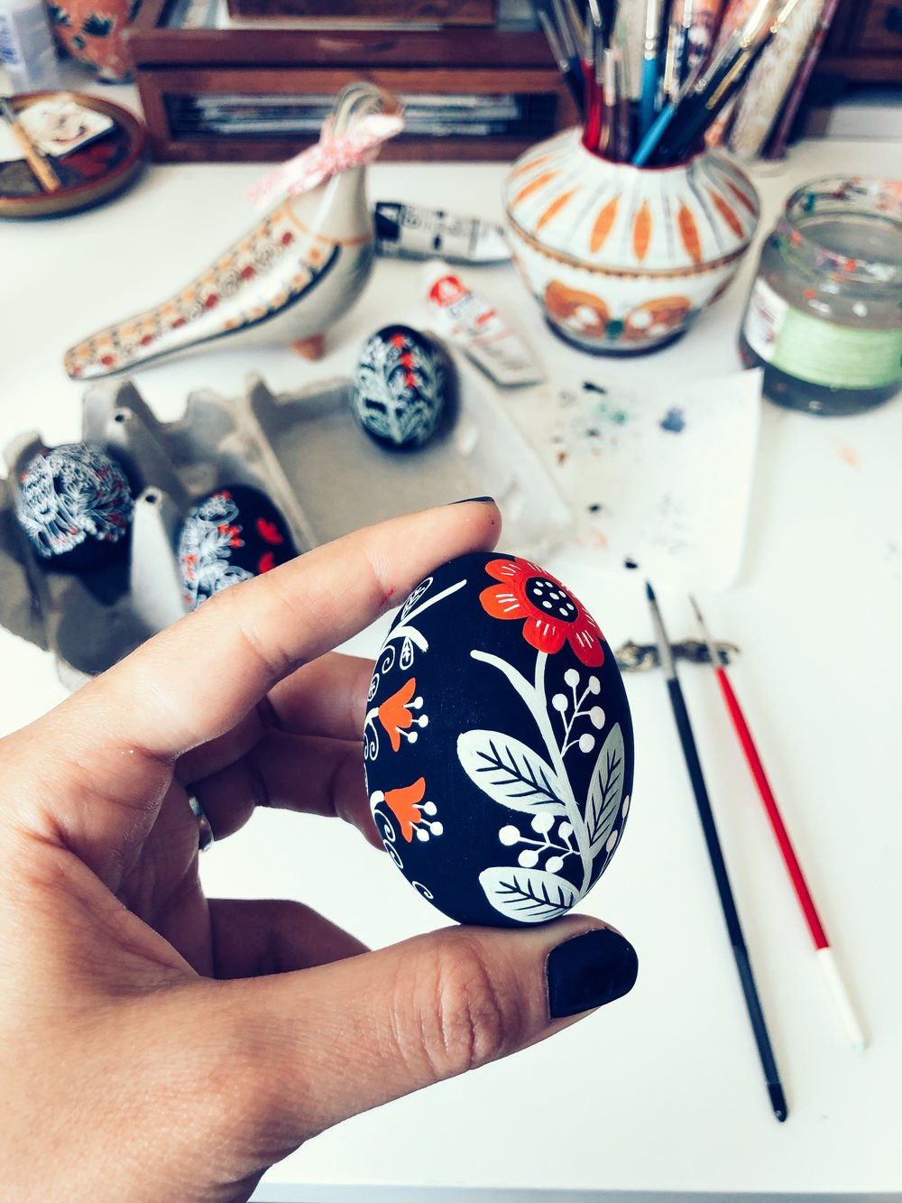 Easter Egg by Dinara Mirtalipova
