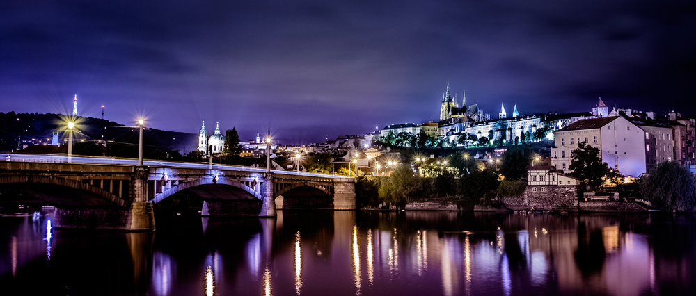 Prague at Night Joshua Mclean.jpg