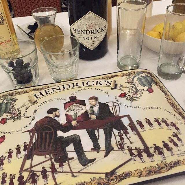 Special thanks to @hendricksgin and of course the awesome @freddiehendricks for a wonderful cocktail lesson tonight! It was delicious! #MomsNightOut #cocktailing with @stephaniejanecarter @edibleneworleans @feedmeeatpretty
