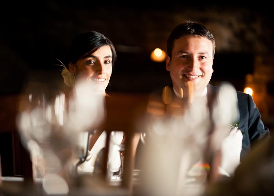 boda en el restaurante casa san isidro 13