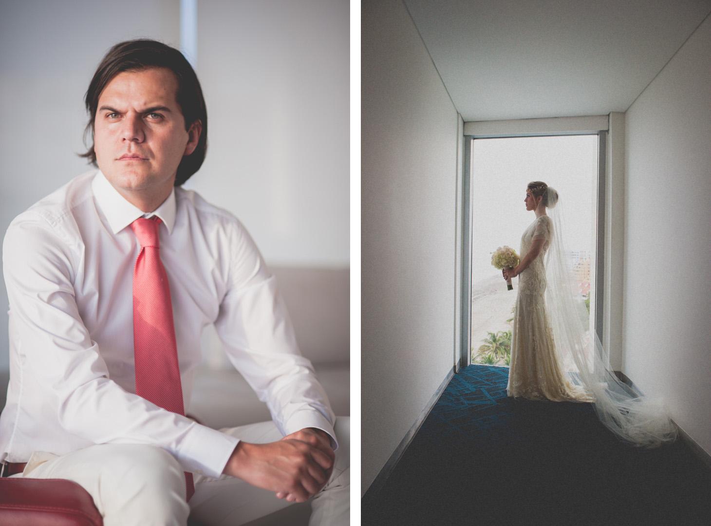 boda en el hotel las américas 11