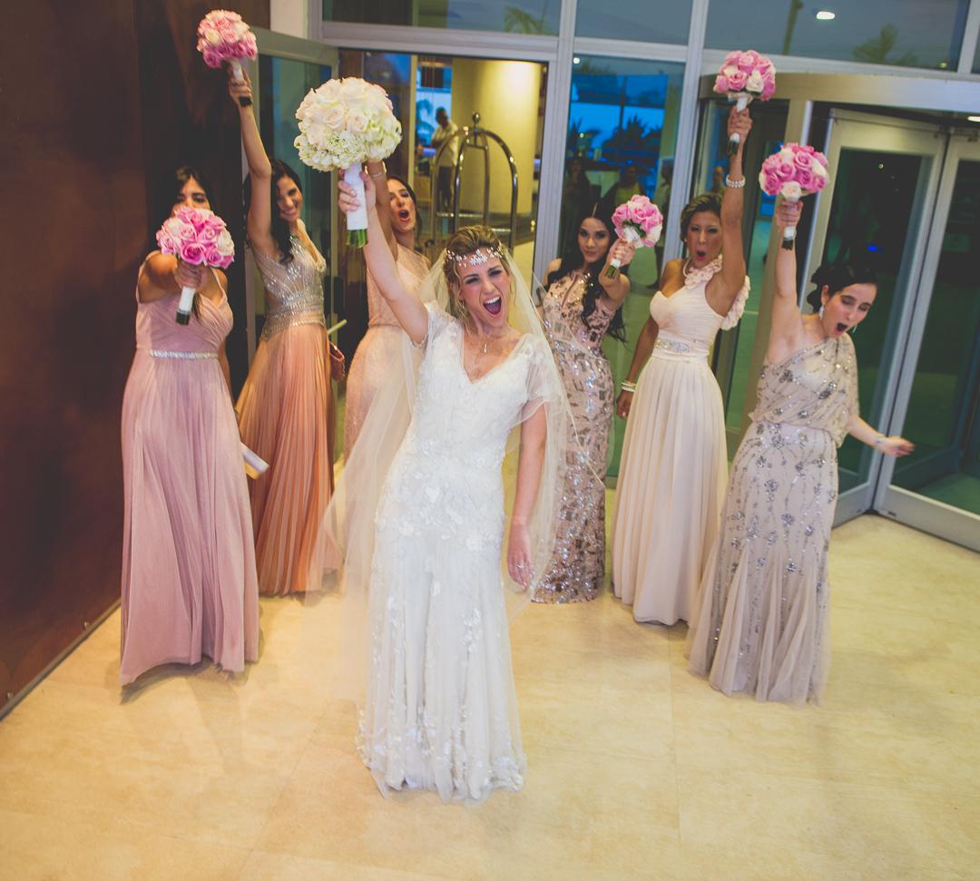 boda en el hotel las américas 13