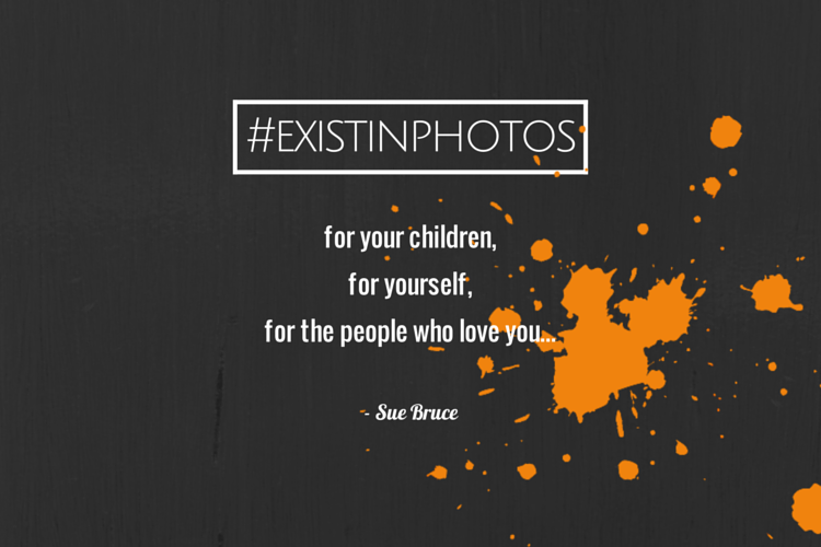 #existinphotos - a moving message from Sue Bryce - Fotografía tomada de: http://galinawallsphotography.co.uk/