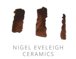 Nigel Eveleigh Ceramics. Ceramicist