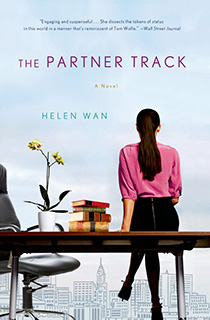 "Cover of ""The Partner Track"" by Helen Wan"