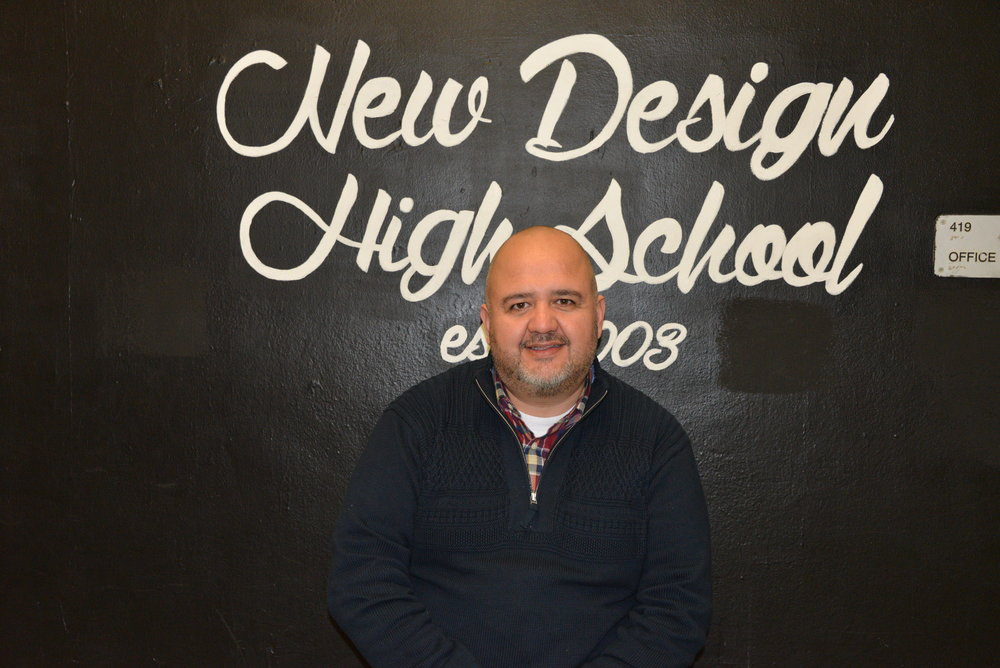 Danilo Martinez                           Chief Academic Officer DaniloMartinez@newdesignhigh.com
