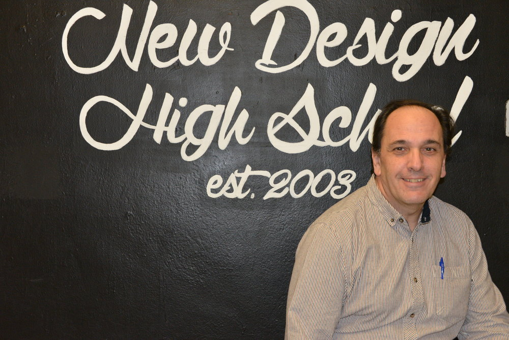 John Istel                                      9th Grade English Teacher           JohnIstel@newdesignhigh.com
