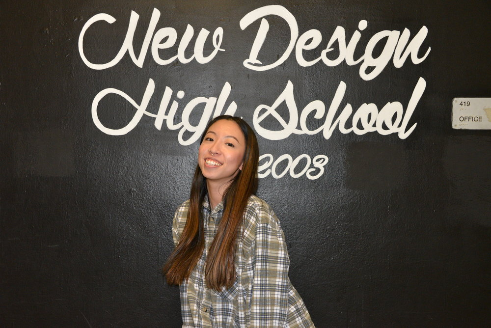 Paula Tran                                       English & Support Teacher                 PaulaTran@newdesignhigh.com