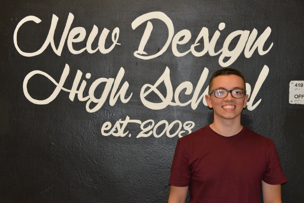 Christopher Ruiz                           10th Grade Global Studies Teacher ChristopherRuiz@newdesignhigh.com