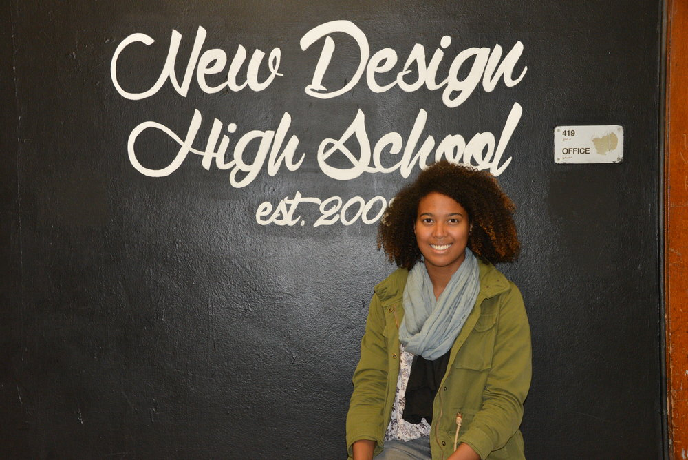 Maya Jordan                                     Living Environment & Support Teacher MayaJordan@newdesignhigh.com