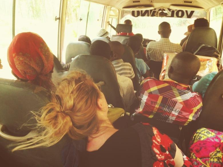 The Volcano Express: Bujumbura to Kigali