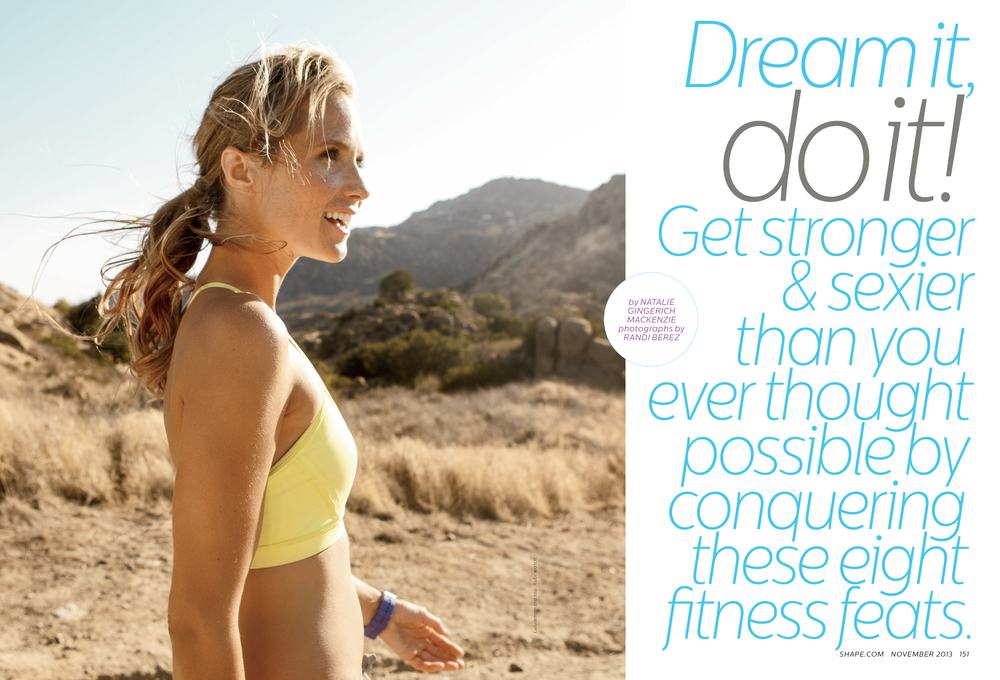 Dream It, Do It!, November 2013