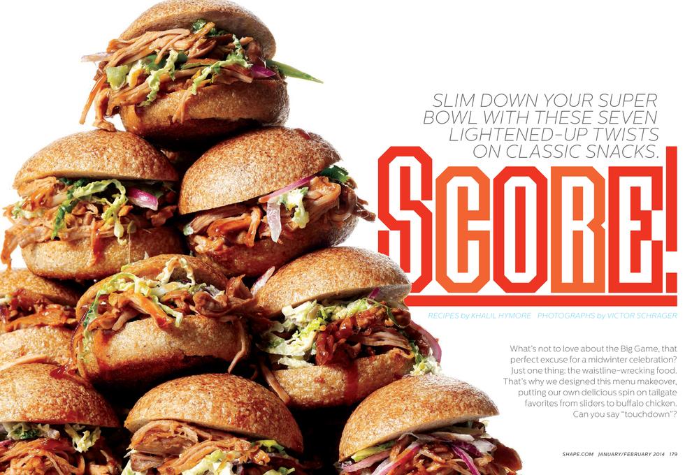 Score!, January 2014