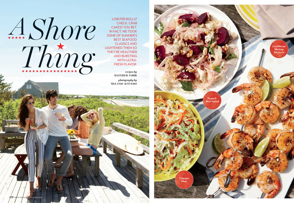 A Shore Thing, September 2013