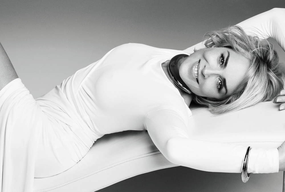 Sharon Stone, March 2014