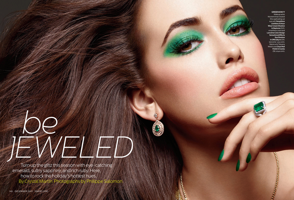 Be Jeweled, December 2013