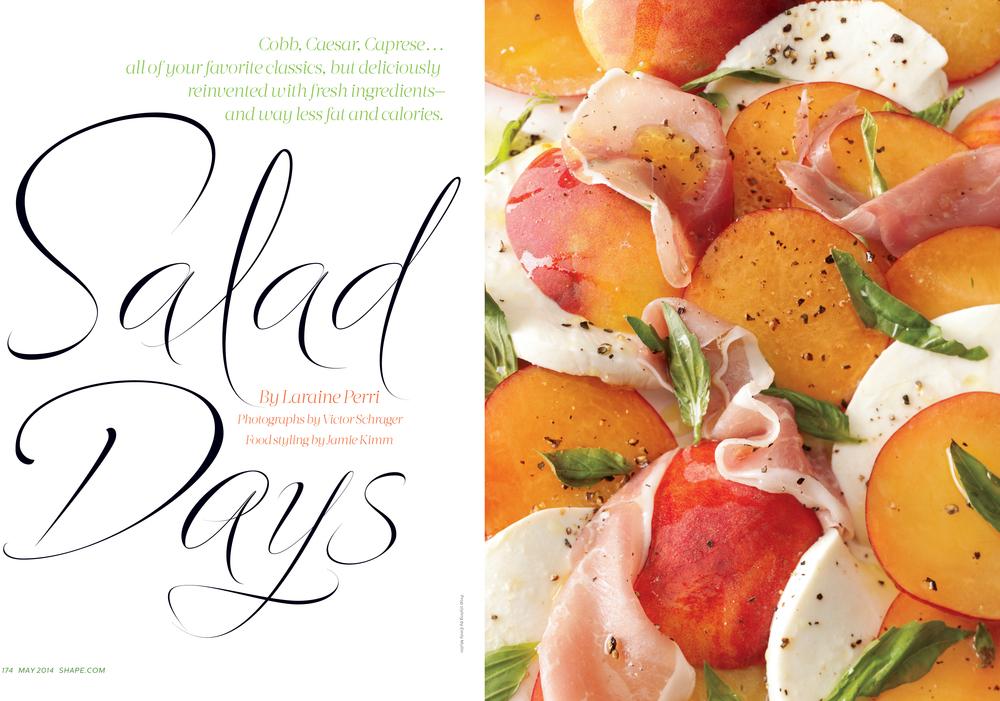 Salad Days, May 2014