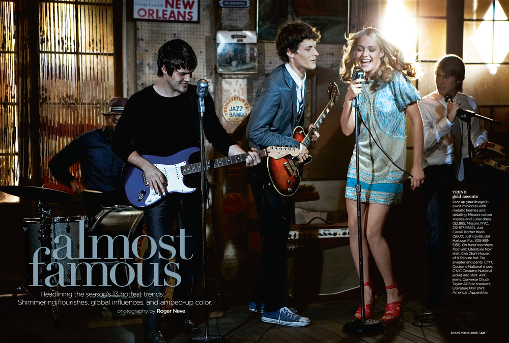 Almost Famous, March 2008