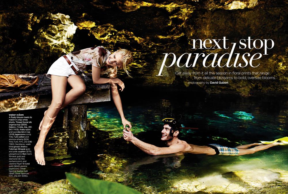 Next Stop Paradise, May 2008