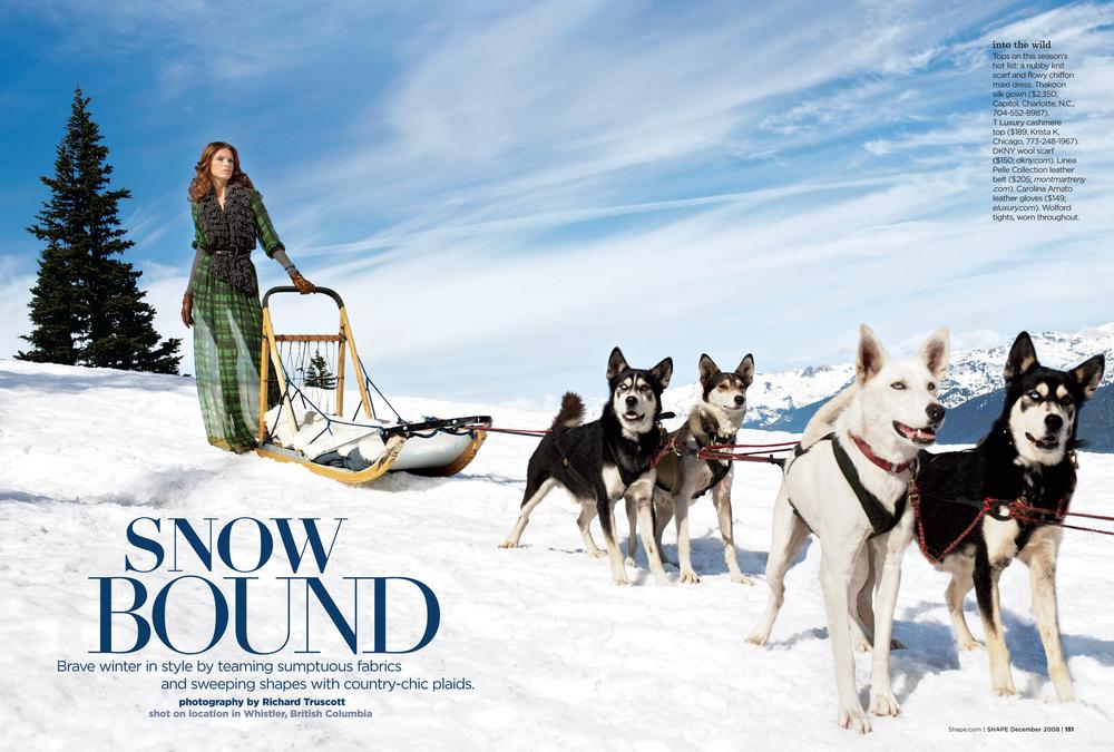 Snow Bound, December 2008