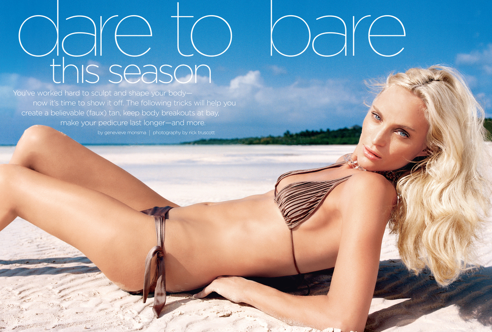 Dare To Bare This Season, June 2008