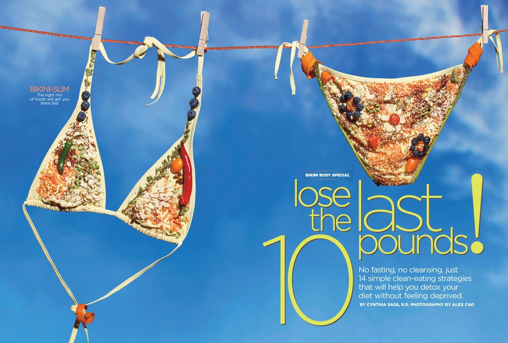 Lose the Last 10 Pounds!, Summer 2009