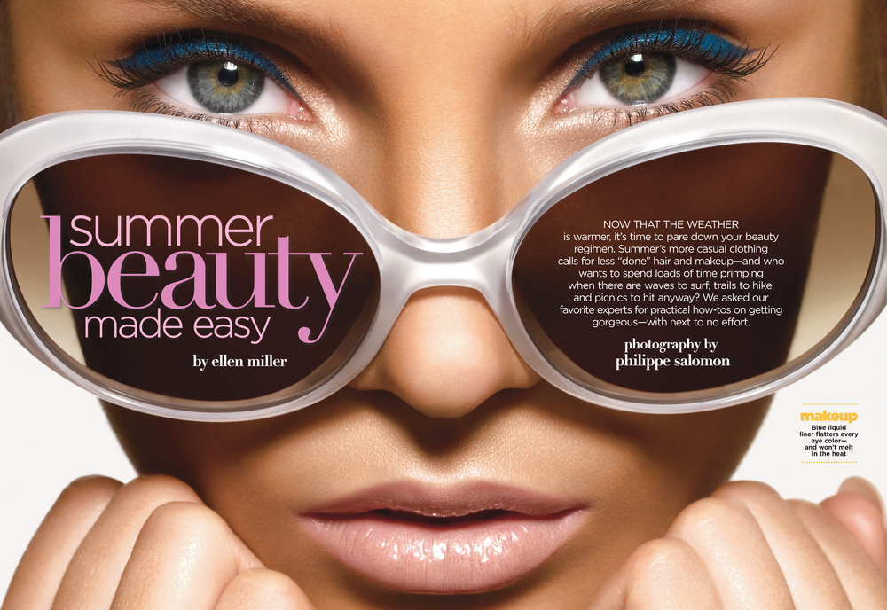 Summer Beauty Made Easy, July 2010