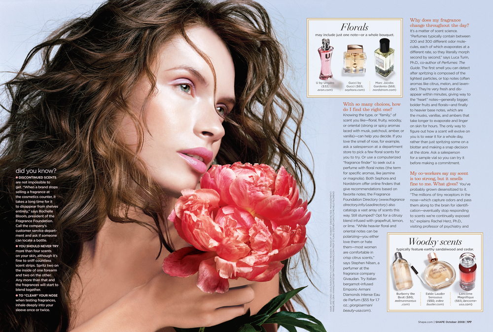 Making Sense of Scents, October 2008