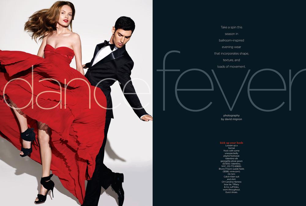 Dance Fever, December 2007