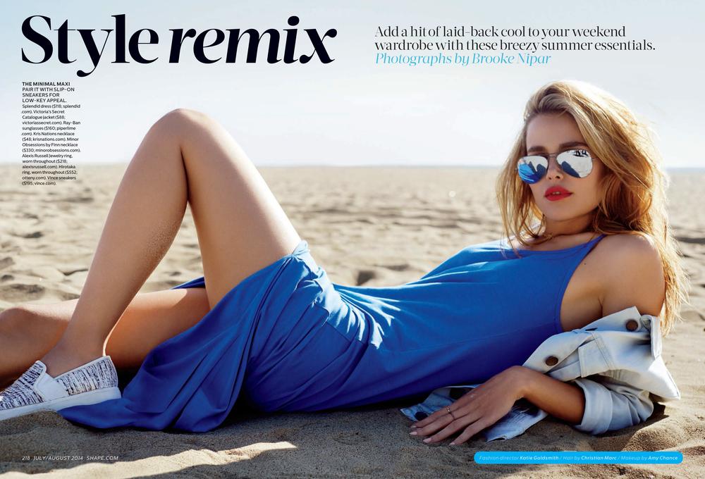 Style Remix, July 2014