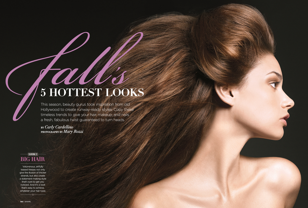 Fall's 5 Hottest Looks, September 2010