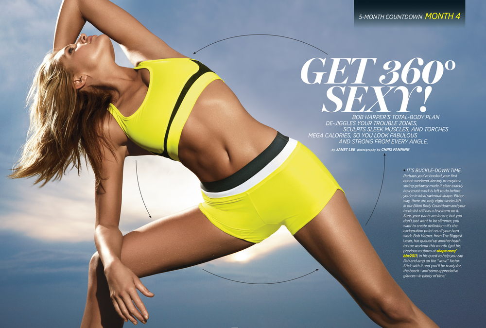 Get 360 Sexy!, May 2011
