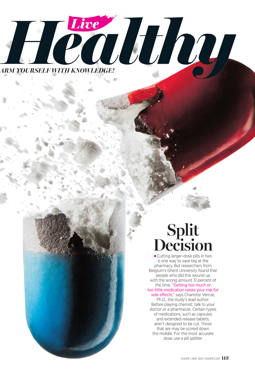 Split Decision, May 2011