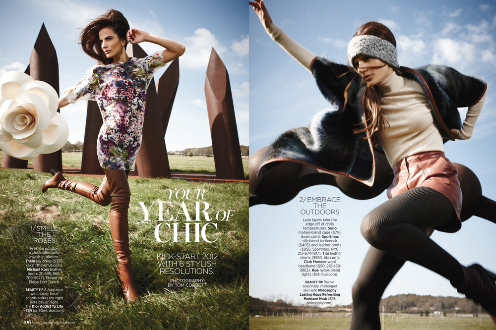 Your Year of Chic, January 2012