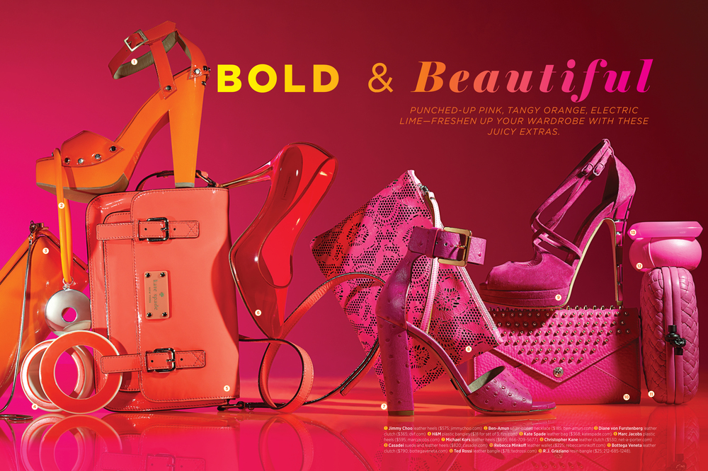Bold & Beautiful, February 2012