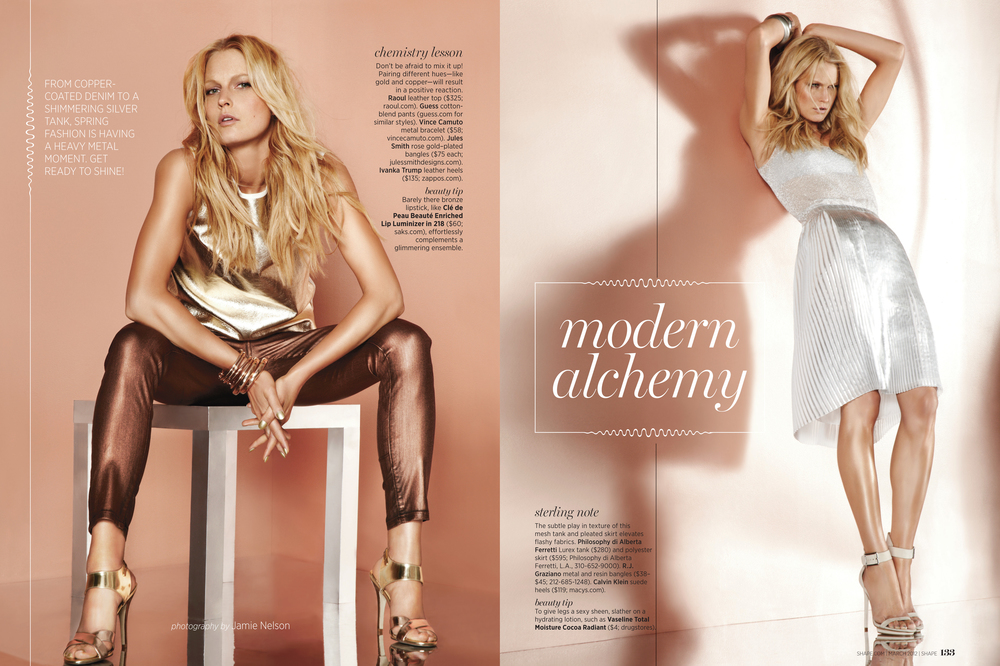 Modern Alchemy, March 2012
