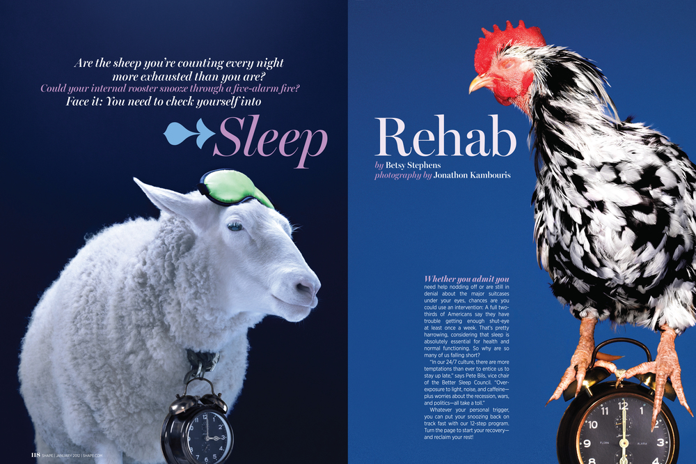 Sleep Rehab, January 2012