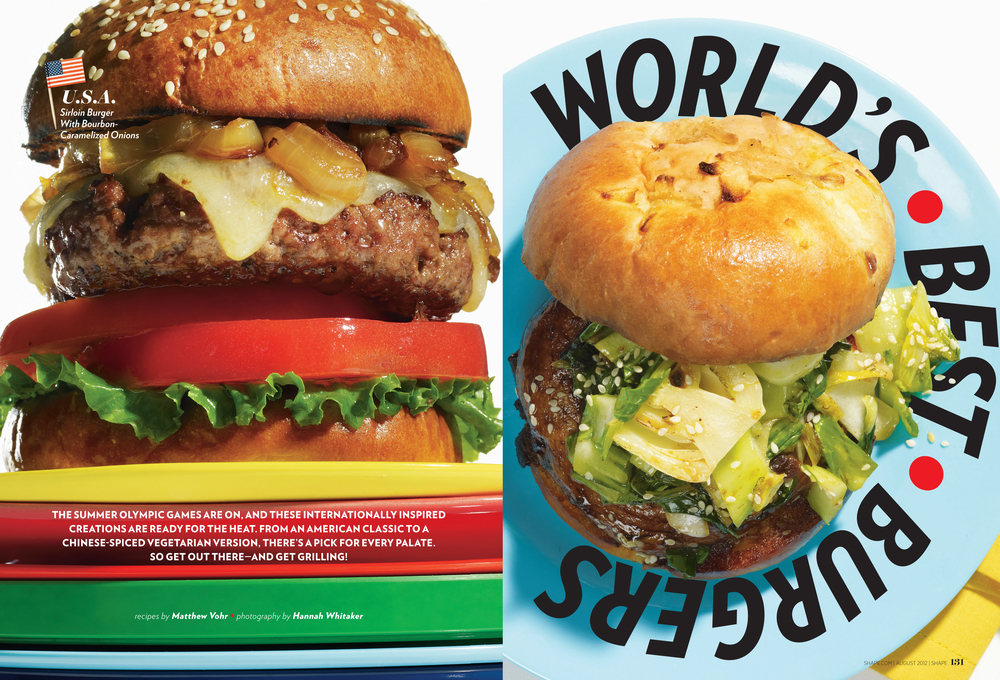 World's Best Burgers, August 2012
