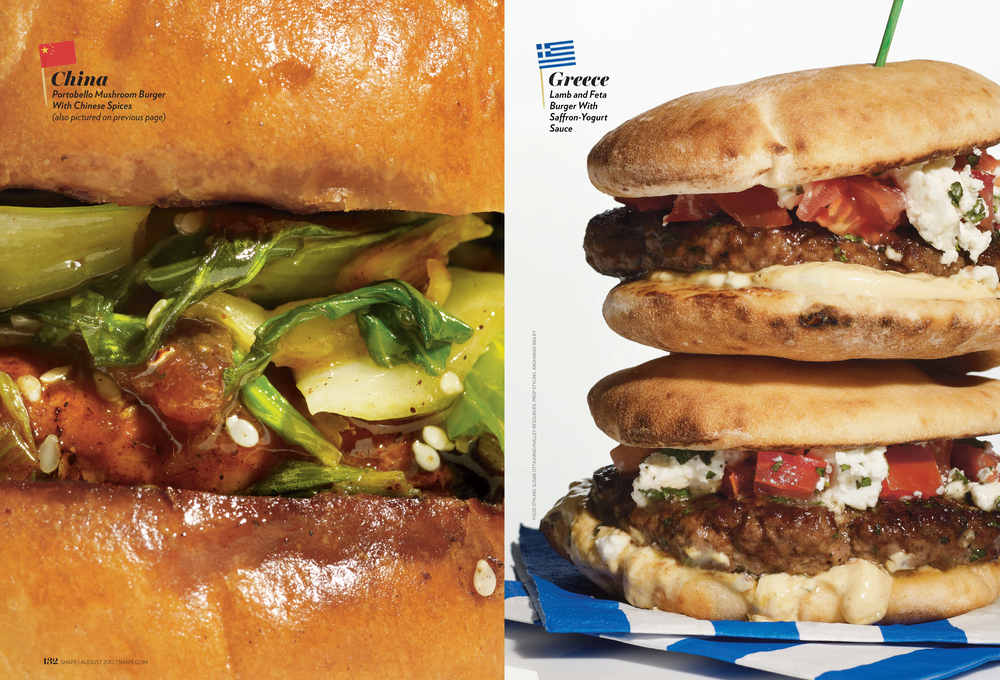 World's Best Burgers, August 2012