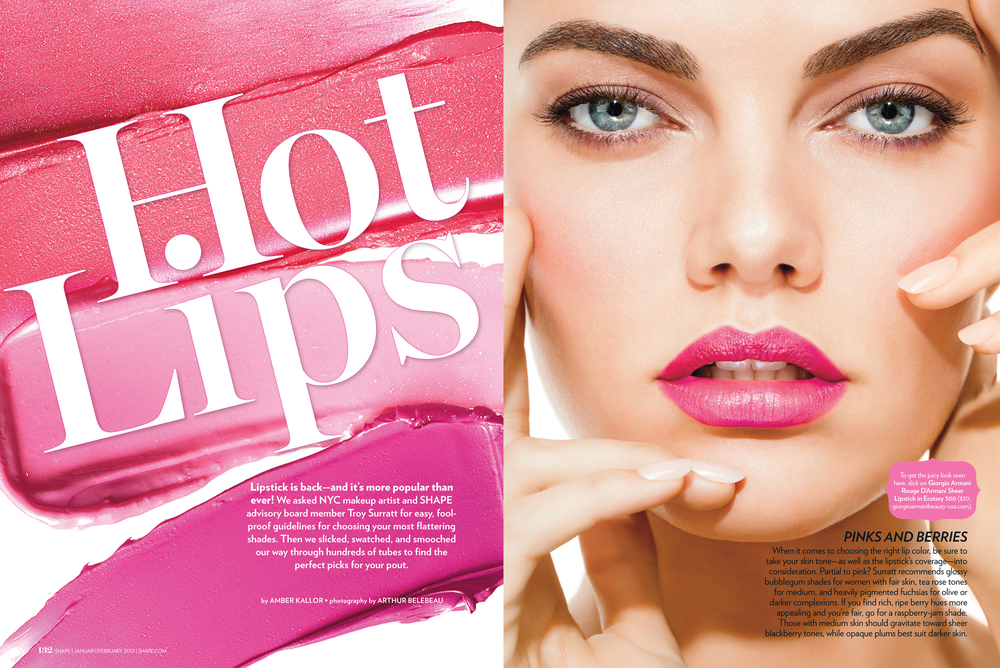 Hot Lips, January 2013
