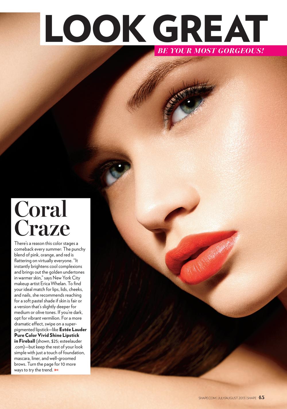 Coral Craze, July 2013